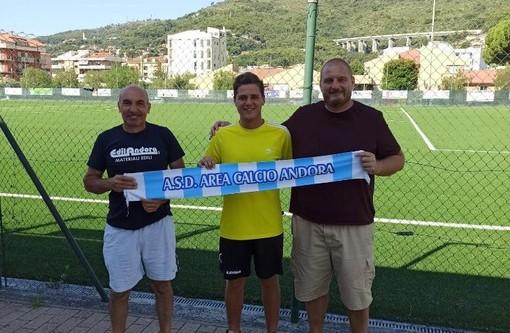 Calciomercato, Andora: via con un altro ingaggio, è il giovane Abbatemarco