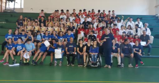 Ampia partecipazione per la XVI Giornata Nazionale dello Sport