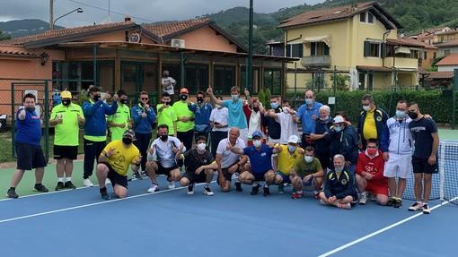 Tennis: grande successo e riscontri a Garlenda per il Torneo Nazionale di Primavera Fisdir