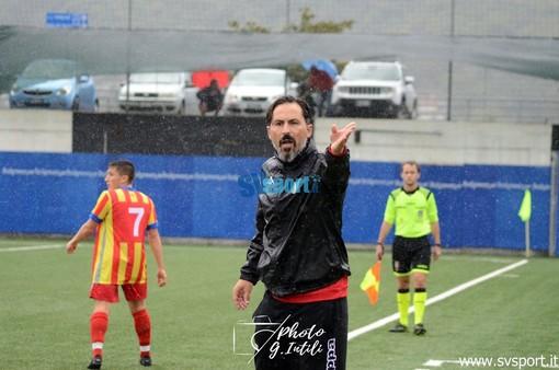 """Calcio. Albenga, Grandoni dopo la remuntada contro il Pietra Ligure: """"Male la prima mezz'ora, poi bravi a non farci prendere dalla frenesia"""""""