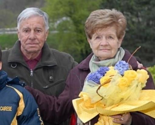 Il calcio valdormidese è in lutto, è morta Maria Rosa Romero, moglie di Giuliano Boetti