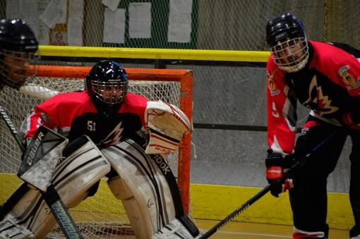 Hockey in line. Netta vittoria per i Killer Whales Savona: Wind of USA Torino battuti 10-2