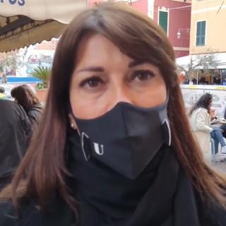 Simona Ferro, assessore allo sport di Regione Liguria