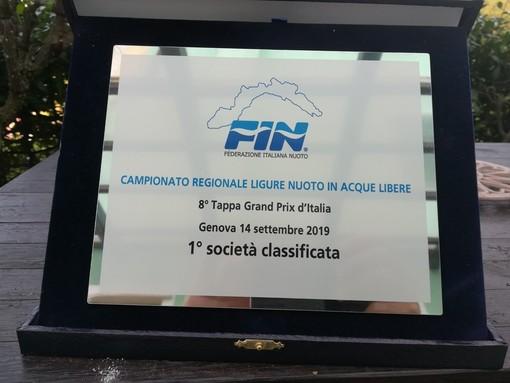 Nuoto. L'Idea Sport di Albenga sugli scudi ai regionali di Genova