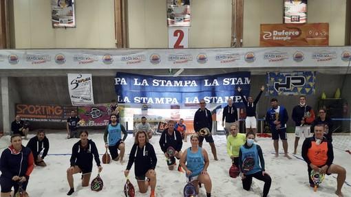 Beach Tennis, a Spotorno i campionati regionali: Mussini-Iardella e Spanò-Bottero trionfano del doppio