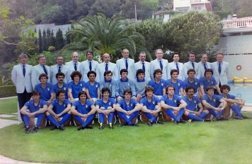 """La Grande """"Italia Mundial"""" del 1982 si prepara a ricevere la cittadinanza onoraria di Alassio"""