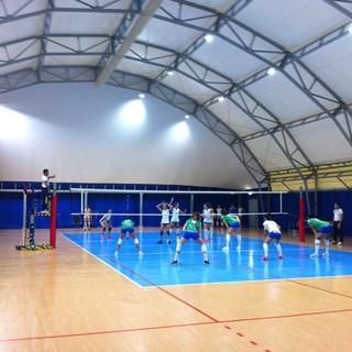 Volley, Serie C femminile: l'Iglina Albisola lascia un solo set all'Olympia Voltri