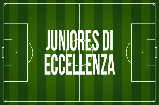 Calcio, Juniores d'Eccellenza: varati i due gironi, sono sei le squadre ponentine nel girone A