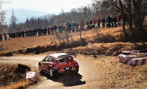 WRC, Monte Carlo: Sebastien Ogier chiude il DAY1 al comando