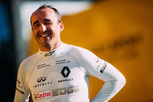 Formula 1: bentornato Kubica! Il circus saluta con un grande applauso il ritorno del polacco 8 anni dopo l'incidente al Rally di Andora