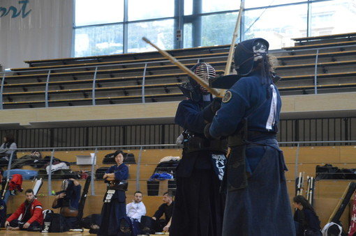Onda Ligure Sport: le voci dai campionati italiani di kendo disputatosi a Imperia (AUDIO)