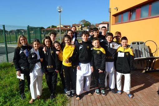 Karate Club Savona: il 2019 si è chiuso al meglio, ora lo sguardo è rivolto al nuovo anno
