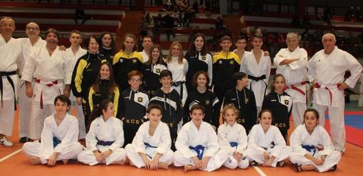 Karate Club Savona: è stato un finale di 2019 ricco di eventi