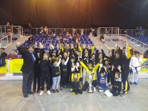 Karate Club Savona: Master,con due titoli italiani, e Giovanissimi alla ribalta