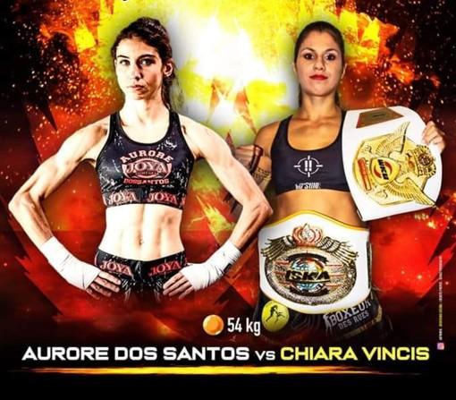 K1: Chiara Vincis è a Strasburgo, tra poche ore la sfida ad Aurore Dos Santos