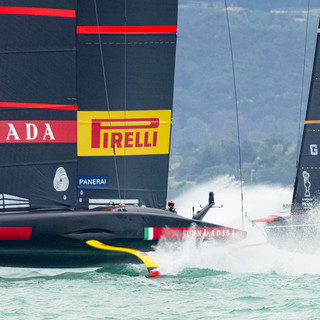 Prada Cup. La parola torna al mare, stanotte Pietro Sibello e il team italiano tenteranno l'ulteriore allungo su Ineos