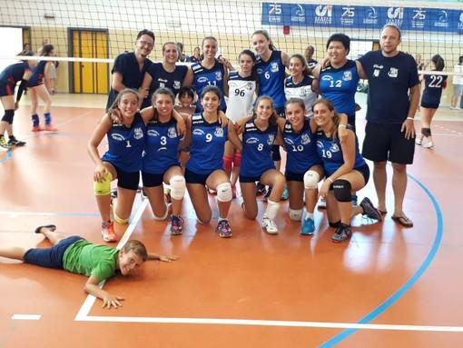 Volley. il Sindaco Luigi De Vincenzi si complimenta con il Maremola Volley