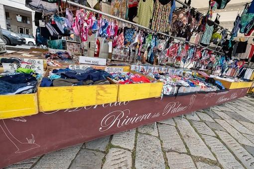 Domenica 18 ottobre il Mercato Riviera delle Palme torna a Cogoleto