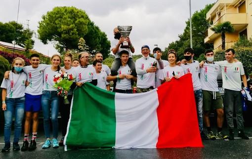 Mountain Bike: l'Ucla1991 vince il tricolore ed è Campione d'Italia giovanile