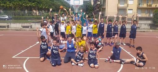 Minibasket: il Libertas Challenge Liguria ha fatto tappa a Finale Ligure