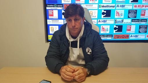 """Calcio, Serie C. Siena a due volti, mister Mignani punta il dito sugli errori dei suoi: """"Subiti due gol su situazioni che conoscevamo"""""""