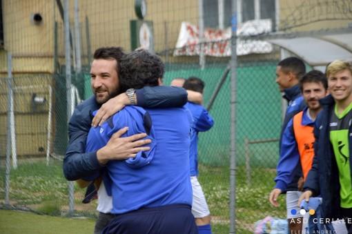 """Calcio, Ceriale. Marco Degola può tirare un sospiro di sollievo a salvezza acquisita: """"In questa annata non ci siamo fatti mancare nulla"""""""