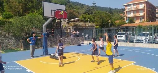 Basket: taglio del nastro ad Alassio per la Libertas Liguria Challenge Minibasket 2021