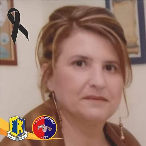Calcio. Anche la Rocchettese piange la scomparsa di Maria Teresa Garganese