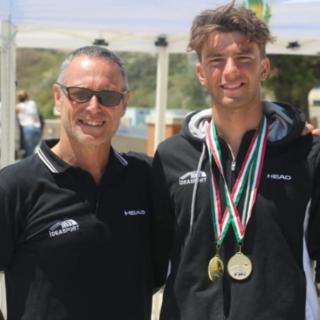 Nuoto, Idea Sport Albenga. Tante medaglie al 14° Trofeo Aragno, oro per Andrea Filadelli
