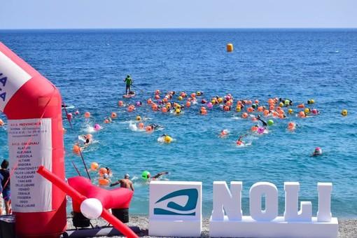 Nuoto: un grande successo a Noli per la tappa dell'Italian Open Water Tour