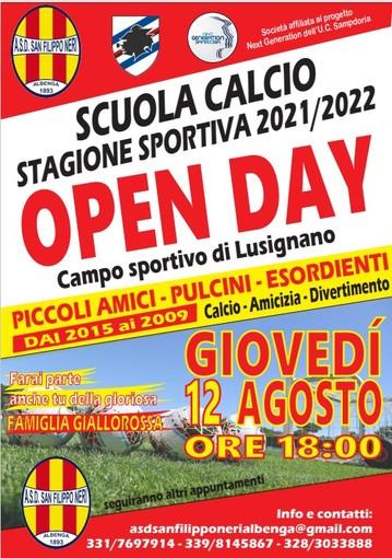 Calcio. La San Filippo Neri presenta i quadri tecnici, da giovedì via agli open day