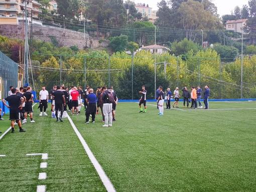 Calcio, Eccellenza: rinviata Ospedaletti - Albenga