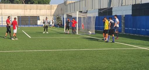 Calcio, Albenga. David Balleri sarà il vice di Grandoni e tecnico della Juniores
