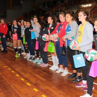 Volley. Successo per il Torneo della Befana di Alassio, tanti i premi individuali (fotogallery)