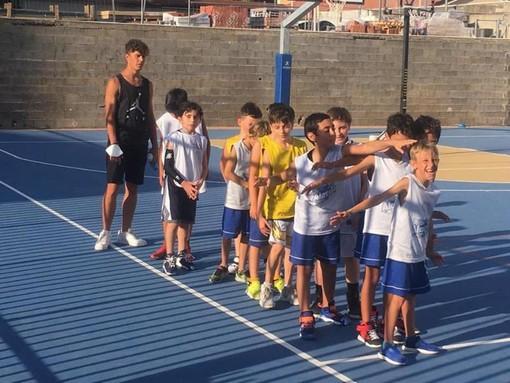 Pallacanestro Alassio: i risultati settimanali, spicca l'Under 18 con la vittoria di Vado Ligure