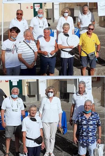 """Il Sindaco di Celle Ligure ha premiato i pescatori amatoriali del """"Trofeo di Ferragosto"""" 2021"""