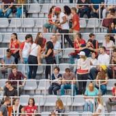 Covid 19. Negli impianti sportivi per limitare i contagi arrivano le bolle. Assegnato un colore diverso per giocatori, giornalisti, staff, fornitori e ogni figura all'interno degli impianti