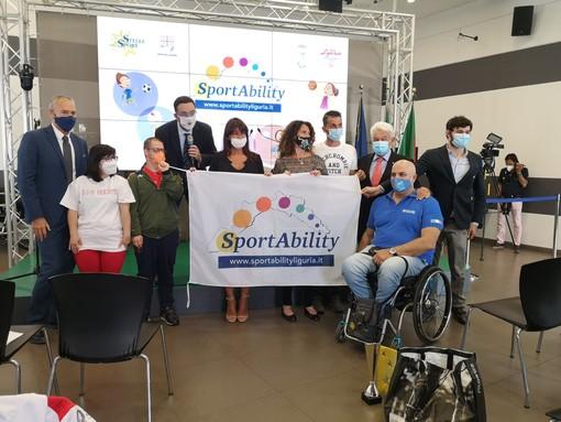 Sport & disabilità: la Liguria lancia il progetto Sportability
