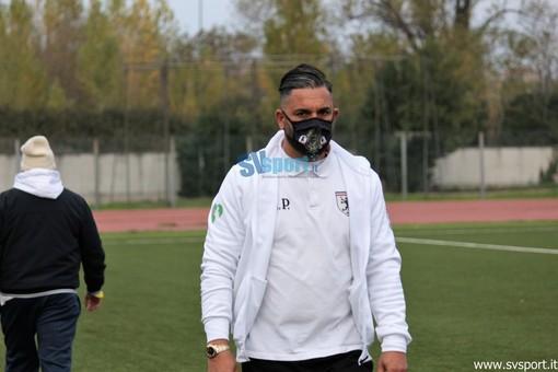 Luca Pellegrini allenatore del Derthona