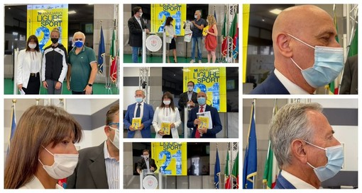 Annuario Ligure dello Sport: presentata in Sala Trasparenza l'edizione 2021 (FOTO e VIDEO)