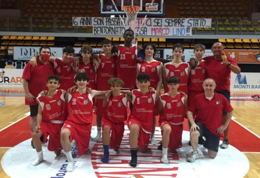 Basket, Under 15 di Eccellenza: la Pallacanestro Vado sbanca Biella ed è campione Piemonte