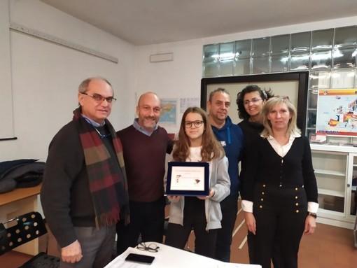 Meeting Arcobaleno Scuola: Annaluna Pittella si aggiudica la borsa di studio intitolata a Michele Olmo