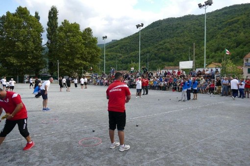 """Nel week end a Pieve di Teco, nell'ambito dell'Expo"""", il 2 Valle Arroscia Open di petanque"""