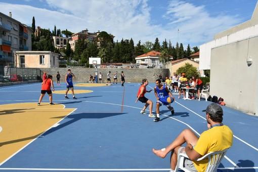 Pallacanestro Alassio: oltre 150 ragazzi hanno partecipato alla prima edizione del torneo 3x3