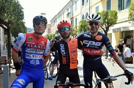 Ciclismo: Monzillo - Fazzone, ecco i dominatori della Granfondo di Diano Marina
