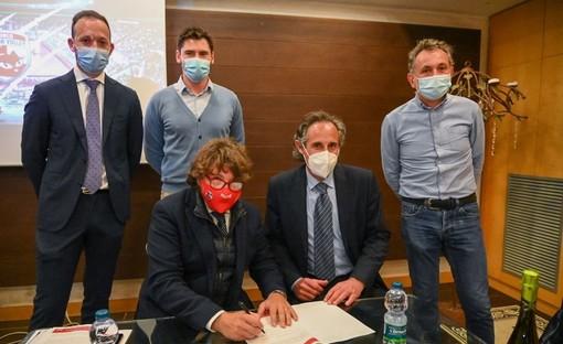 Cuneo Granda Volley e Granda Volley Academy, insieme al Faggio, lanciano il nuovo progetto di welfare WeAreFamily (VIDEO)