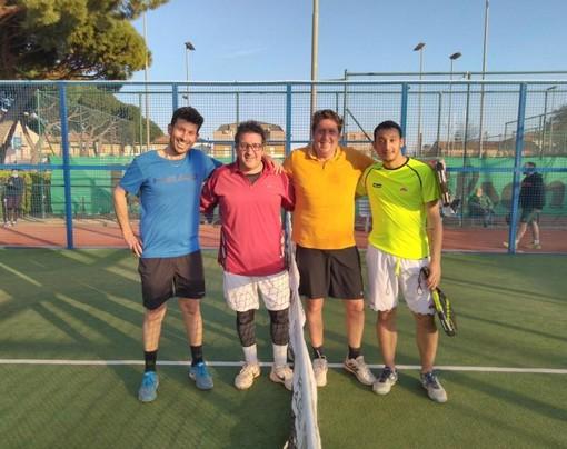 Padel, qualificazioni regionali Fitpra: a Loano la spuntano Simone Damonte e Fabio Negri