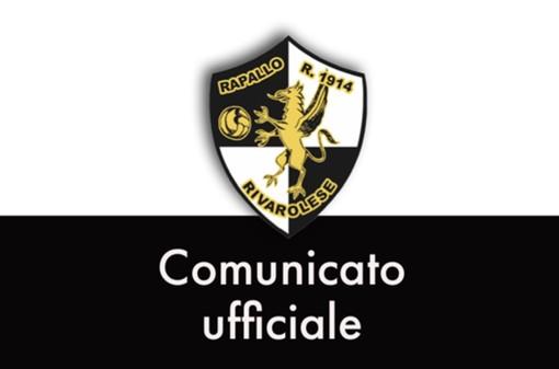 """Calcio, Eccellenza. Il Rapallo Rivarolese avverte: """"Ricorreremo nelle sedi opportune in caso di notizie non confermate su contagi Covid"""""""