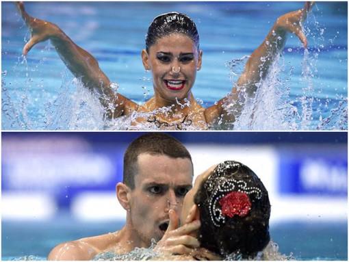 Sincro. Doppia medaglia di bronzo per Nicolò Ogliari agli Europei di Budapest, pollice alto anche per Marta Murru