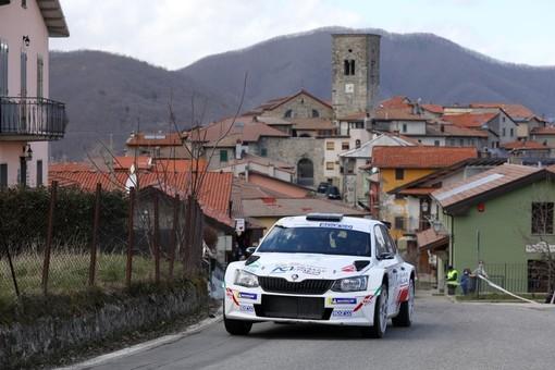 354 equipaggi all'assalto del Rallye Sanremo: sarà un weekend ad alta velocità sulle strade dell'entroterra